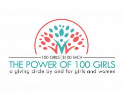 The Power of 100 Girls Logo1
